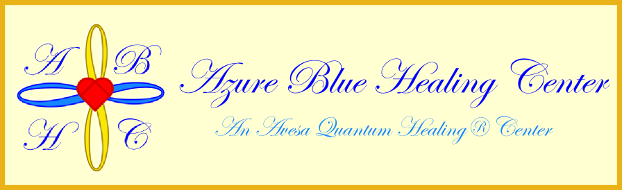 Azure Blue Healing Center header image